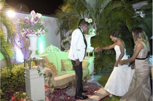Femi and Bayray getting Married Today