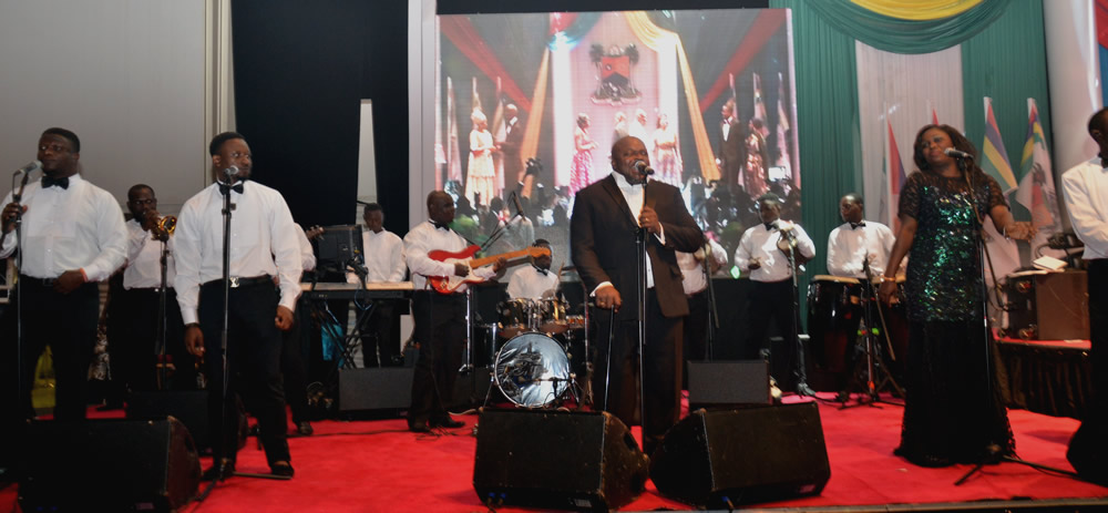 Shuga Band at Gov. Ambode inaugural ball